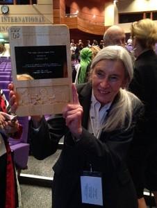 HA holding award