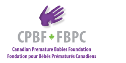 Canadian Premature Babies Foundation logo