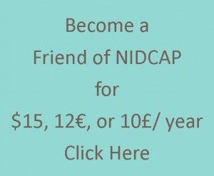 Friend of NIDCAP button copy