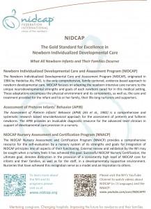 Microsoft Word - One Page Overview NIDCAP APIB NNACP Jan 2015 fi